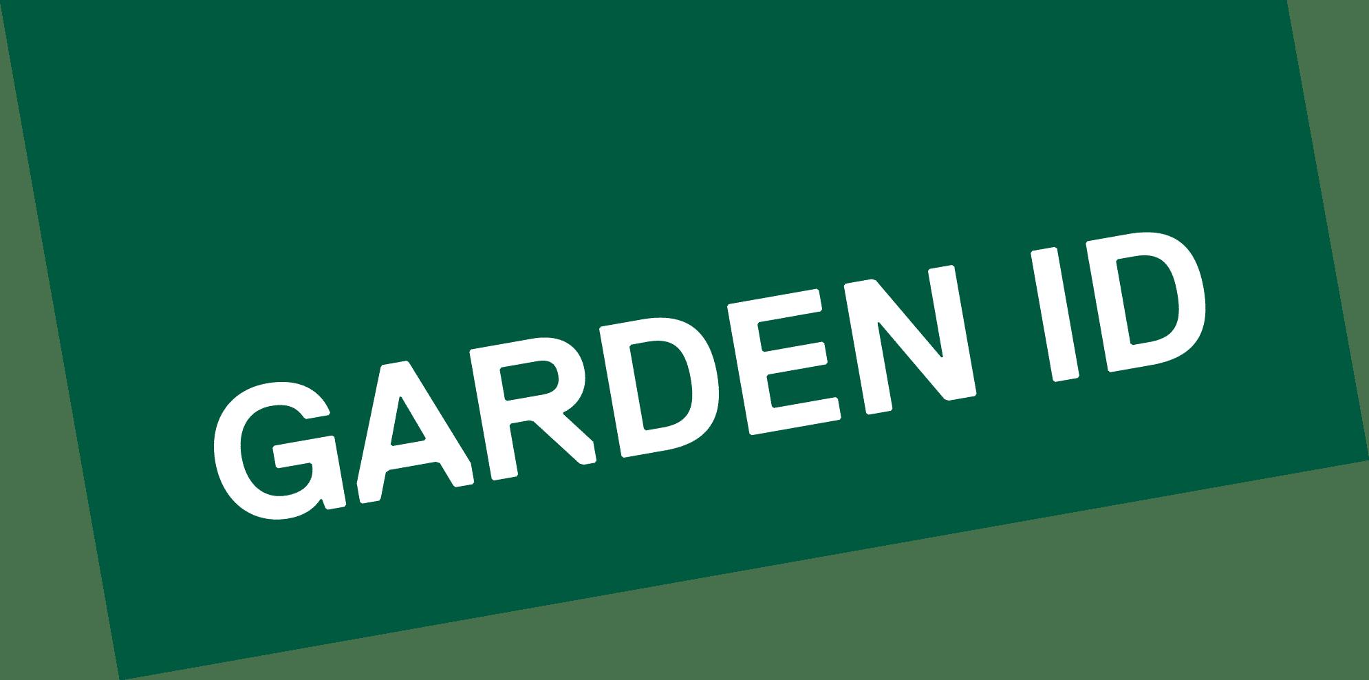 Garden ID