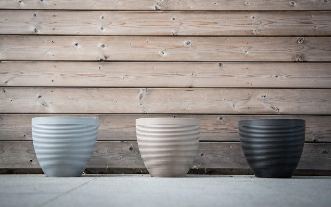 Green Care : une gamme de pots écologiques