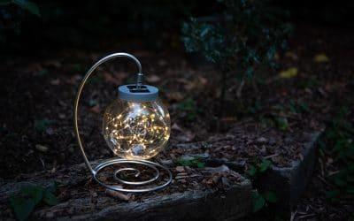La magie des lanternes solaires